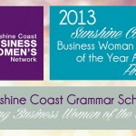 Young Business Woman of the Year 2013 small