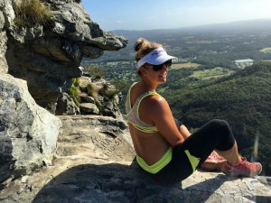 Melinda Bingley Making Adventure Beautiful on Mount Tibrogargan